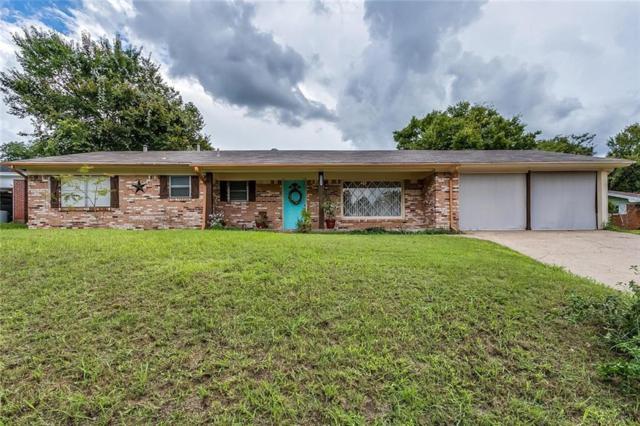 1421 Eastview Drive, Weatherford, TX 76086 (MLS #13939960) :: Magnolia Realty