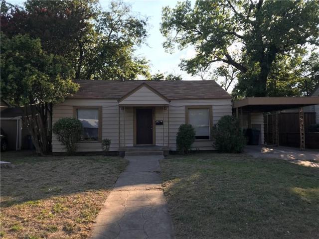 2621 Easter Avenue, Dallas, TX 75216 (MLS #13940016) :: The Chad Smith Team