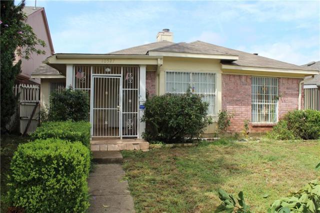 10527 Blackjack Oaks Drive, Dallas, TX 75227 (MLS #13940106) :: RE/MAX Pinnacle Group REALTORS