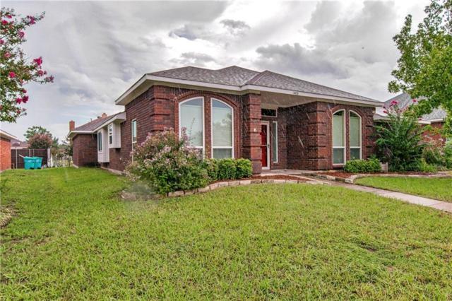 3408 Orchid Lane, Rowlett, TX 75089 (MLS #13940118) :: Exalt Realty
