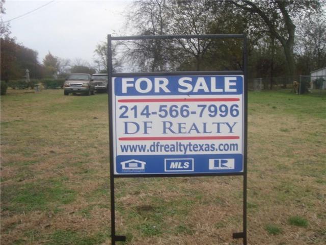 0 Graham/Davis Street, Waxahachie, TX 75165 (MLS #13940122) :: Team Tiller
