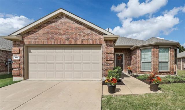 517 Teal Lane, Melissa, TX 75454 (MLS #13940183) :: RE/MAX Landmark