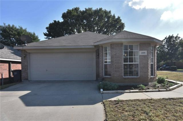 6800 Beaty Street, Fort Worth, TX 76112 (MLS #13940195) :: Real Estate By Design