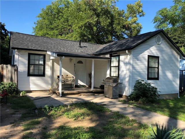 4511 Sanford Street, Haltom City, TX 76117 (MLS #13940218) :: The Paula Jones Team | RE/MAX of Abilene