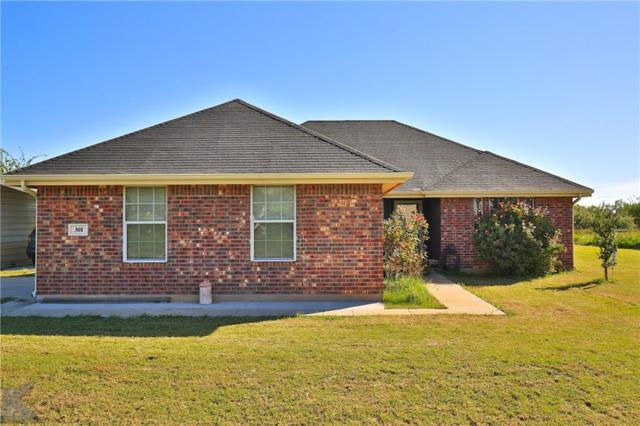 301 Railroad Avenue, Tuscola, TX 79562 (MLS #13940284) :: Charlie Properties Team with RE/MAX of Abilene