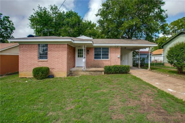 4513 Idaho Avenue, Dallas, TX 75216 (MLS #13940303) :: Magnolia Realty