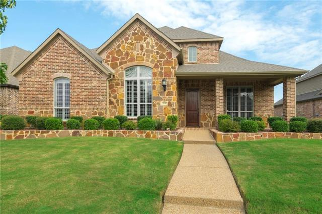 5718 Franklin Court, Frisco, TX 75033 (MLS #13940382) :: Robbins Real Estate Group