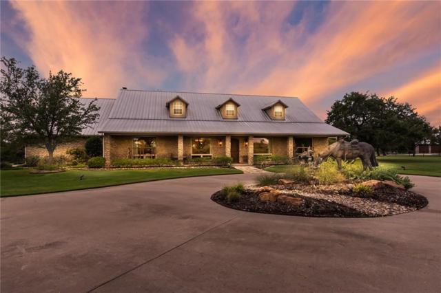 188 Coleman Lane, Weatherford, TX 76087 (MLS #13940386) :: Real Estate By Design