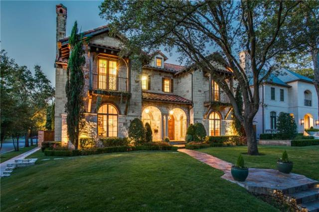3628 Dartmouth Avenue, Highland Park, TX 75205 (MLS #13940418) :: Robbins Real Estate Group