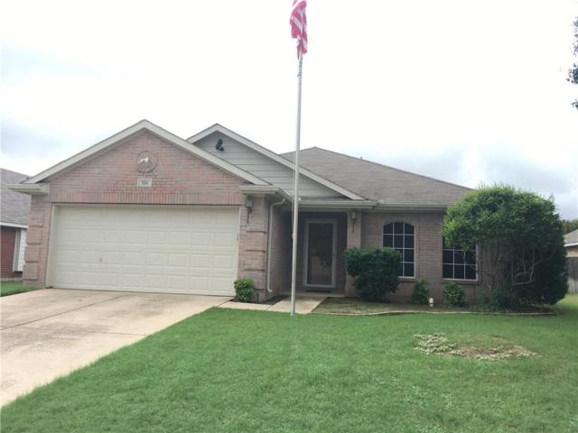 224 Millford Road, Roanoke, TX 76262 (MLS #13940501) :: Magnolia Realty