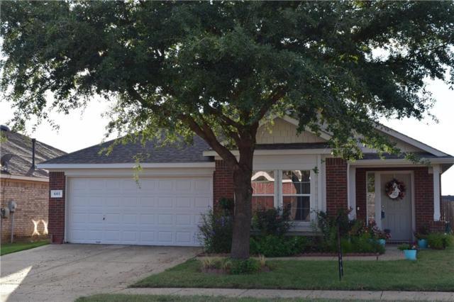 603 Tabasco Trail, Arlington, TX 76002 (MLS #13940536) :: The Chad Smith Team