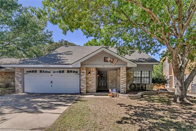 5502 Cold Springs Drive, Arlington, TX 76017 (MLS #13940582) :: RE/MAX Town & Country