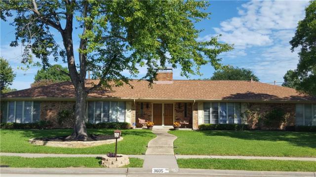 3605 Sandia Drive, Plano, TX 75023 (MLS #13940621) :: Robbins Real Estate Group