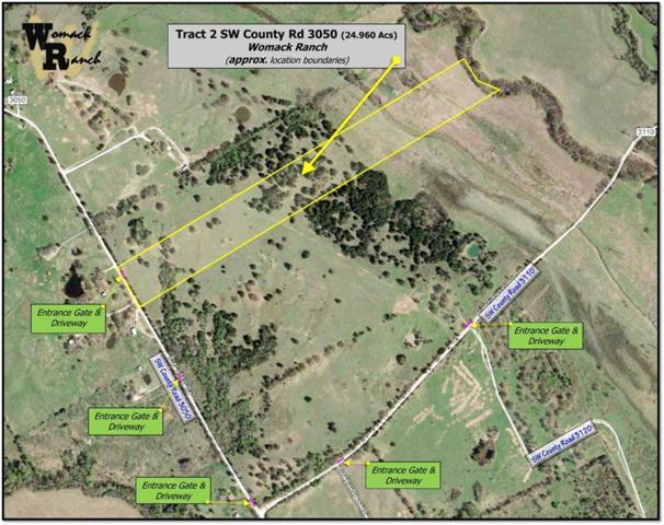 Tr 2 SW County Road 3050, Purdon, TX 76679 (MLS #13940826) :: Team Tiller
