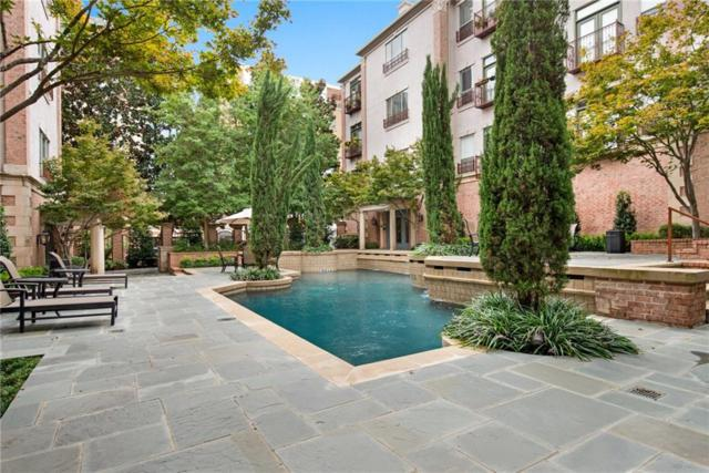 2885 Woodside Street #207, Dallas, TX 75204 (MLS #13940898) :: Magnolia Realty