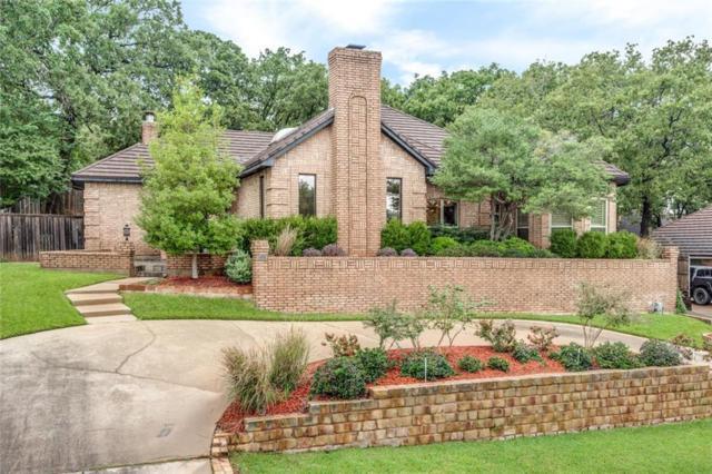 3908 Woodstock Drive, Colleyville, TX 76034 (MLS #13940923) :: Frankie Arthur Real Estate