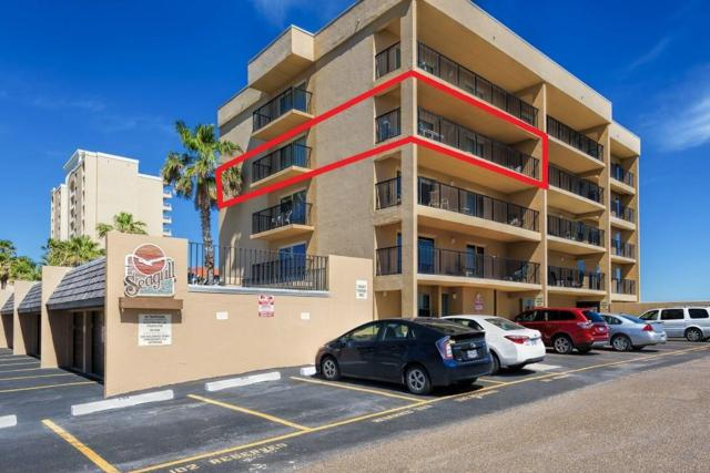 4100 Gulf Boulevard #404, South Padre Island, TX 78597 (MLS #13940960) :: The Rhodes Team
