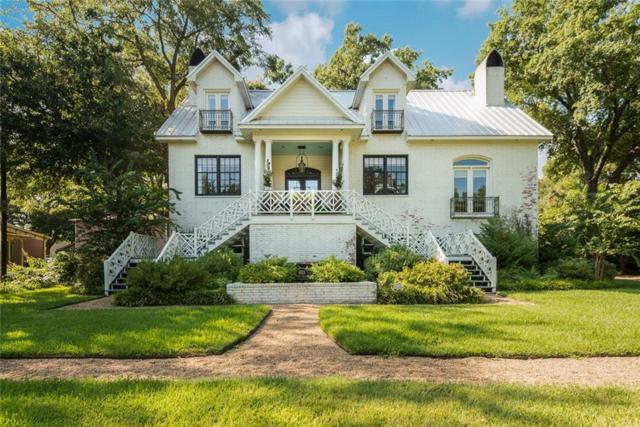 603 1st Street, Terrell, TX 75160 (MLS #13940980) :: RE/MAX Town & Country