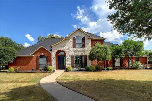 8440 Steeplechase Circle, Argyle, TX 76226 (MLS #13941140) :: The Real Estate Station