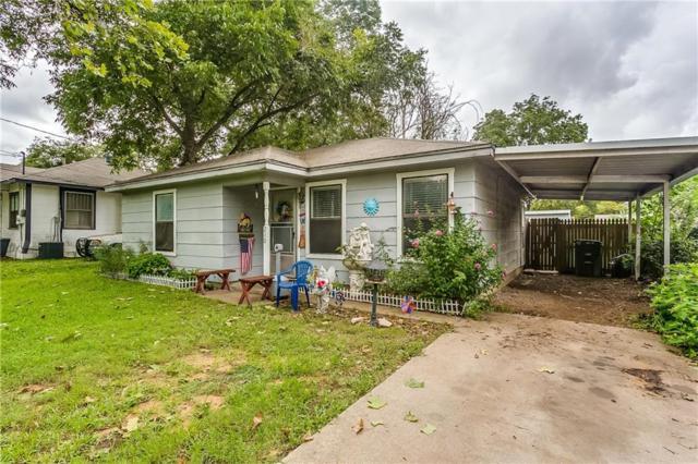 210 Marengo Street, Cleburne, TX 76033 (MLS #13941143) :: Magnolia Realty