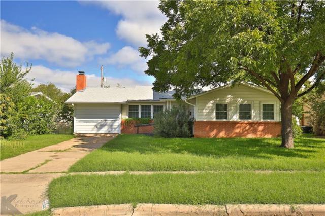 3166 S 21st Street, Abilene, TX 79605 (MLS #13941153) :: NewHomePrograms.com LLC