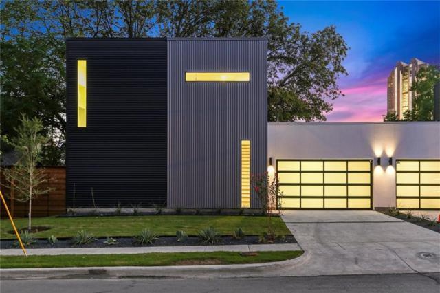 2365 N Carroll Avenue, Dallas, TX 75204 (MLS #13941258) :: Robbins Real Estate Group