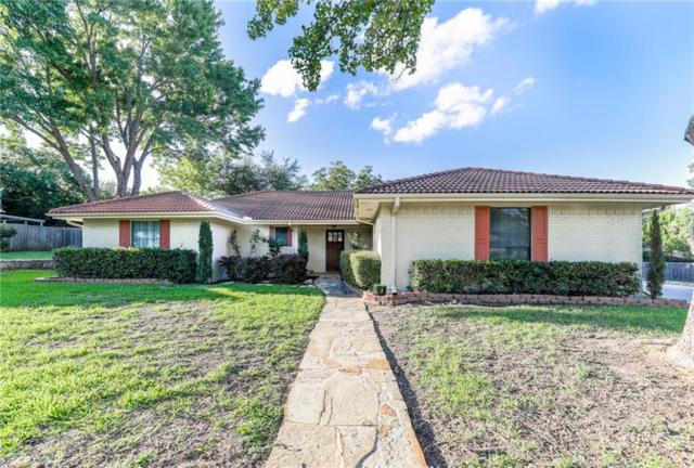 717 Terrace Drive, Weatherford, TX 76086 (MLS #13941404) :: RE/MAX Town & Country