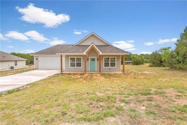 4011 Marana Drive, Granbury, TX 76048 (MLS #13941463) :: The Rhodes Team