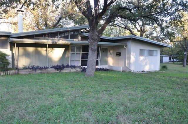 1614 11th Street, Brownwood, TX 76801 (MLS #13941473) :: RE/MAX Landmark