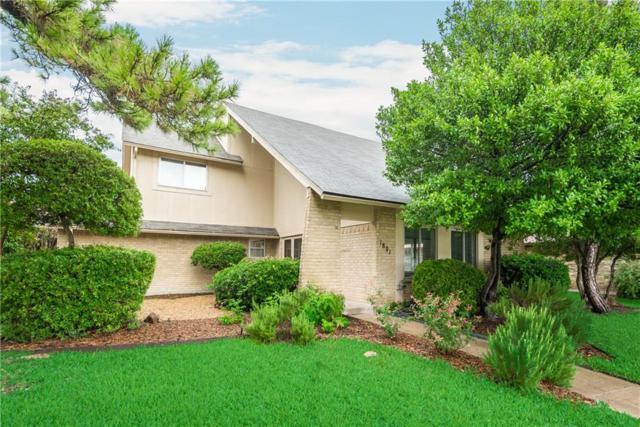 1801 Auburn Drive, Richardson, TX 75081 (MLS #13941475) :: RE/MAX Town & Country