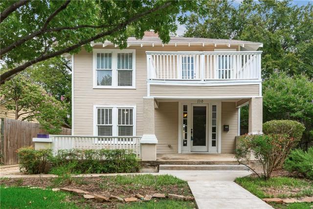 110 S Montclair Avenue, Dallas, TX 75208 (MLS #13941563) :: RE/MAX Landmark