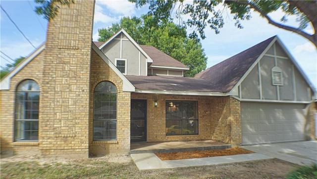 705 Meadowdale Road, Arlington, TX 76017 (MLS #13941600) :: Baldree Home Team