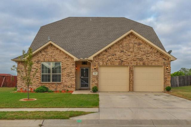 241 Saddlebrook Lane, Waxahachie, TX 75165 (MLS #13941632) :: Magnolia Realty