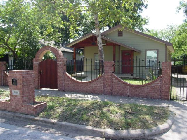 1108 E Baltimore Avenue, Fort Worth, TX 76104 (MLS #13941659) :: RE/MAX Town & Country