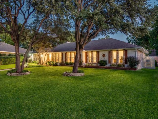 4366 Willow Lane, Dallas, TX 75244 (MLS #13941707) :: Robbins Real Estate Group