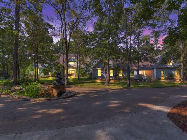 14950 County Road 2215, Tyler, TX 75707 (MLS #13941762) :: Steve Grant Real Estate