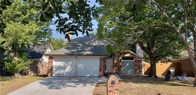 5320 Rowcrop Drive, Arlington, TX 76017 (MLS #13941779) :: The Hornburg Real Estate Group