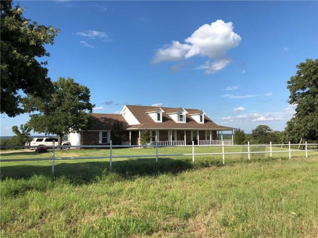 33592 Courtney Road, Ringling, OK 73456 (MLS #13941825) :: RE/MAX Town & Country
