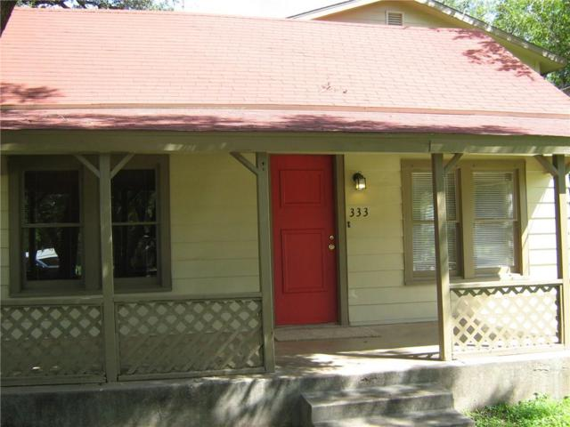 333 N West Street, Buffalo Gap, TX 79536 (MLS #13942032) :: Charlie Properties Team with RE/MAX of Abilene