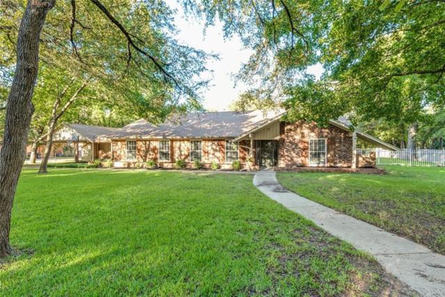 100 Timberline Drive N, Colleyville, TX 76034 (MLS #13942033) :: Frankie Arthur Real Estate
