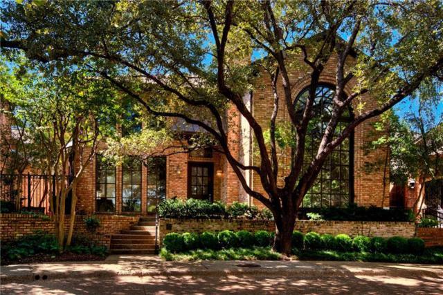 6 Laureston Place, Dallas, TX 75225 (MLS #13942058) :: Robbins Real Estate Group