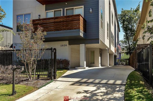 1824 Euclid Avenue B, Dallas, TX 75206 (MLS #13942077) :: Magnolia Realty