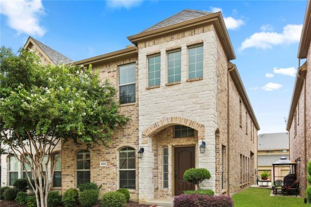 4124 Comanche Drive, Carrollton, TX 75010 (MLS #13942160) :: RE/MAX Landmark
