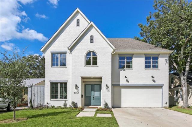 6267 Ellsworth Avenue, Dallas, TX 75214 (MLS #13942262) :: The Hornburg Real Estate Group