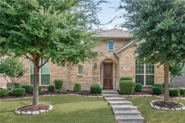 2252 Morning Dew Court, Allen, TX 75013 (MLS #13942348) :: RE/MAX Town & Country