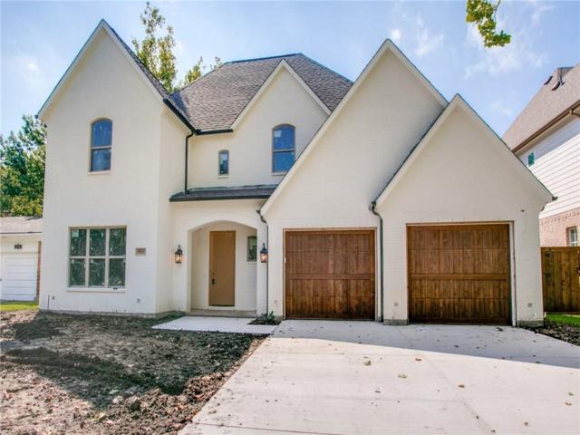 9018 Longmont Drive, Dallas, TX 75238 (MLS #13942380) :: Frankie Arthur Real Estate