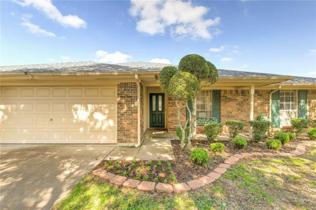 1213 Stonelake Drive, Cleburne, TX 76033 (MLS #13942436) :: RE/MAX Town & Country