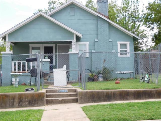 1036 E Harvey Avenue, Fort Worth, TX 76104 (MLS #13942447) :: RE/MAX Town & Country