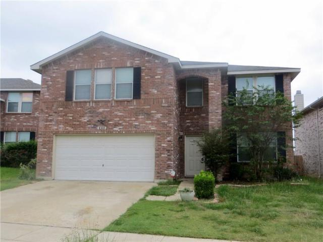 8305 Redheart Street, Arlington, TX 76002 (MLS #13942530) :: The Chad Smith Team