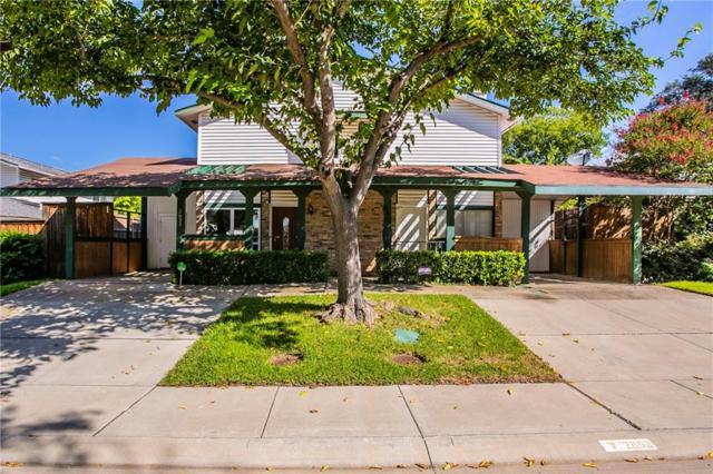 2653 Via Valencia, Carrollton, TX 75006 (MLS #13942565) :: RE/MAX Town & Country
